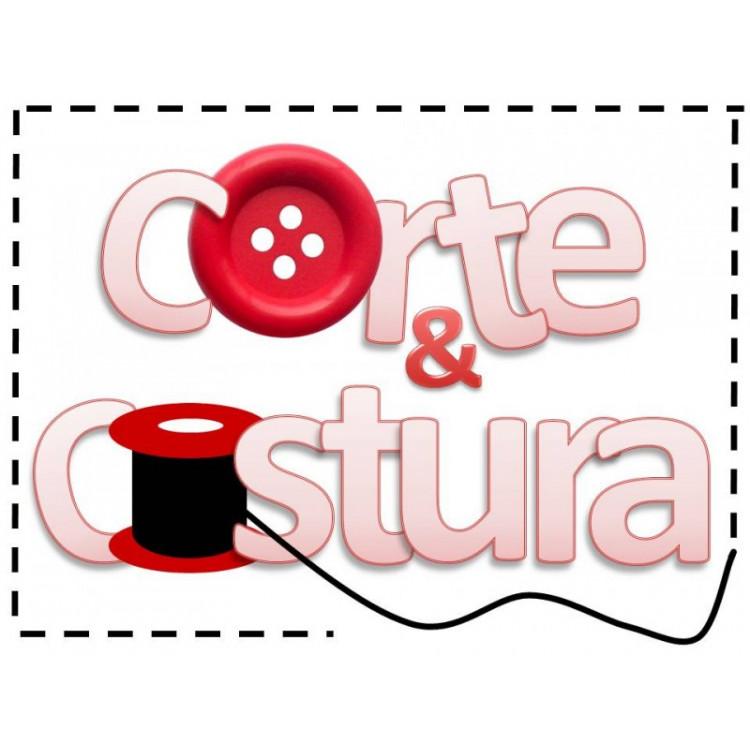 Corte E Costura - Passo A Passo 09 Dvds- CURSO Completo em Vídeo