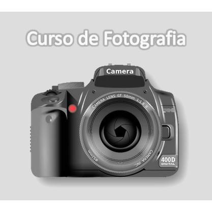 FOTOGRAFIA E VIDEO DIGITAL - CURSO COMPLETO EM VIDEO AULAS + Apostilas em PDF
