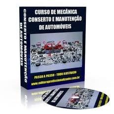 CURSO em DVD VIDEO - Mecânica Automotiva E Injeção Eletrônica